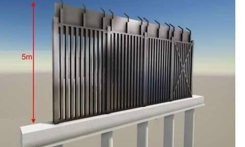 Εβρος: Ετσι θα είναι ο φράχτης - Η αναλυτική παρουσίαση που έγινε στον Μητσοτάκη