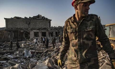 Ναγκόρνο – Καραμπάχ: Συμφωνία Αρμενίας και Αζερμπαϊτζάν για κατάπαυση πυρός