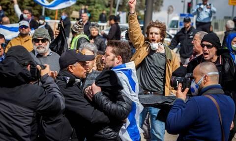 Ισραήλ: Διαδηλώσεις σε μεγάλες πόλεις κατά της πολιτικής του Νετανιάχου
