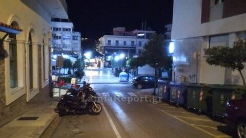 Κορονοϊός - Φθιώτιδα : «Νέκρωσε» το κέντρο της Λαμίας Σάββατο βράδυ