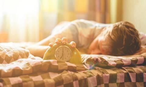 Δεν μπορείς να ξυπνήσεις; Αυτά θα σε βοηθήσουν!