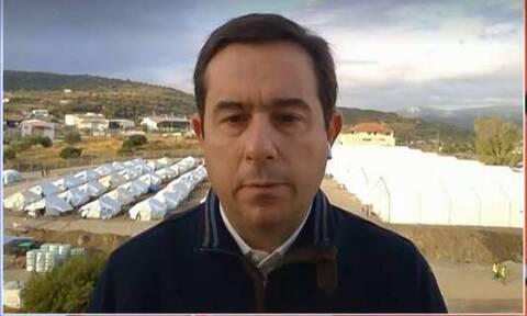 Μηταράκης: Το ΚΥΤ στο Μαυροβούνι είναι προάγγελος των κλειστών δομών με προτεραιότητα την ασφάλεια