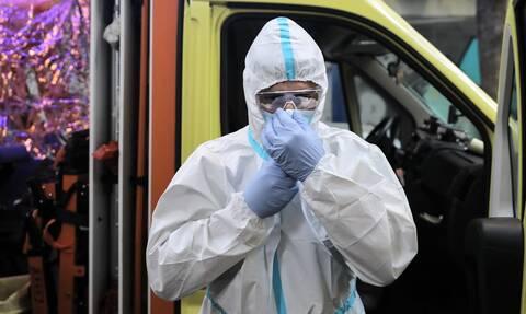 Κορονοϊός: Κατέληξαν τρεις ασθενείς τις τελευταίες ώρες - Στους 507 οι νεκροί