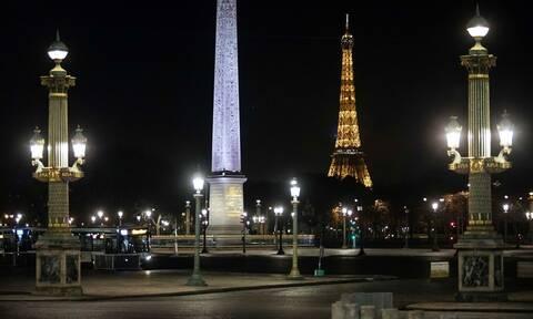Κορονοϊός: Έρημη πόλη το Παρίσι μετά το νέο lockdown - Ανατριχιαστικές εικόνες