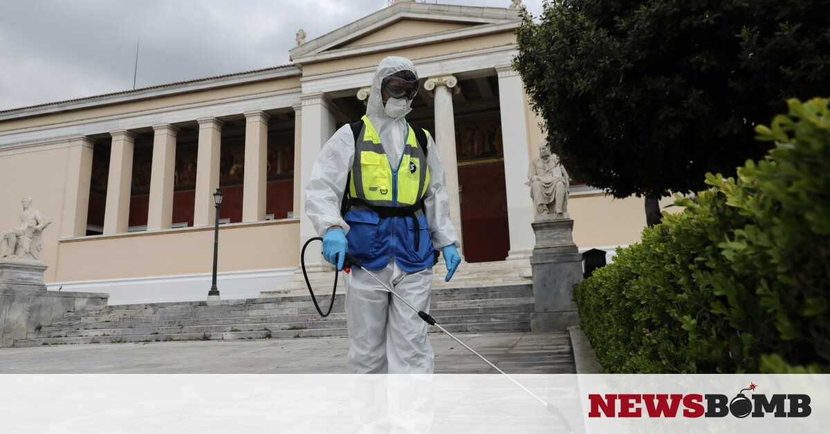 Κορονοϊός: 438 νέα κρούσματα στην Ελλάδα – 84 διασωληνωμένοι – Newsbomb – Ειδησεις