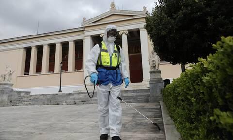 Κορονοϊός: 438 νέα κρούσματα στην Ελλάδα - 84 διασωληνωμένοι
