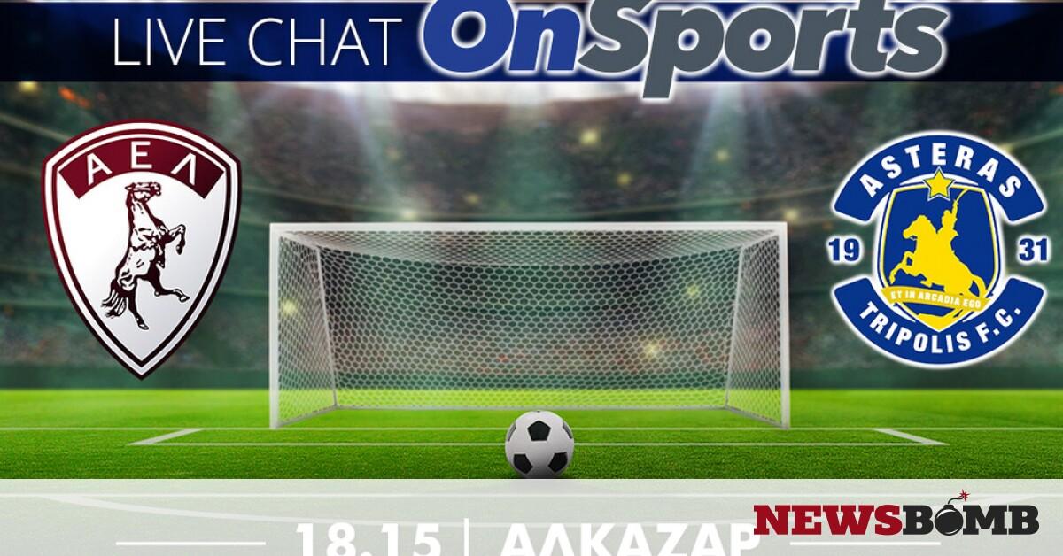 facebookAEL Asteras live