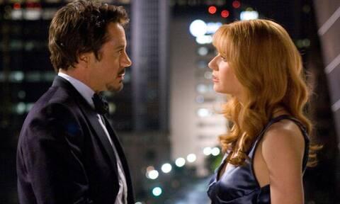 Robert Downey Jr.: Διάσημη ηθοποιός αποκαλύπτει πώς ήταν όταν τον φιλούσε
