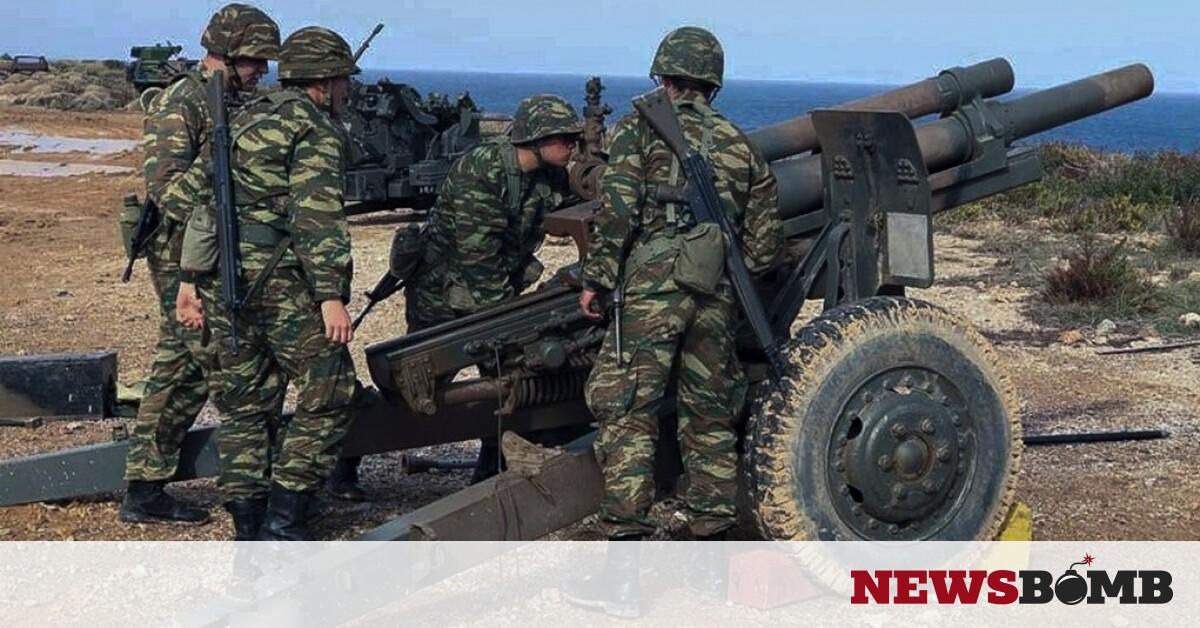Στρατιωτική θητεία: Επισπεύδεται η αύξηση στον Στρατό Ξηράς λόγω Τουρκίας -Τι είπε ο Παναγιωτόπουλος – Newsbomb – Ειδησεις