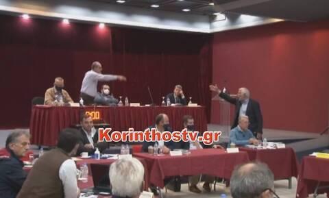 Άγριος καβγάς νυν και πρώην Περιφερειάρχη Πελοποννήσου: «Μου προκαλείς το γέλιο»