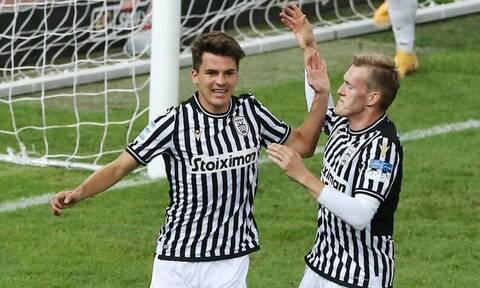 ΑΕΚ – ΠΑΟΚ 1-1: Τα highlights από το ντέρμπι στο ΟΑΚΑ (vid)