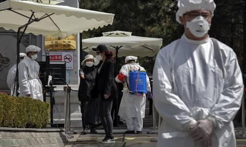 Κορονοϊός στην Κίνα: 13 «εισαγόμενα» κρούσματα μόλυνσης σε 24 ώρες