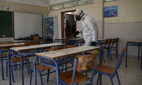 Kορονοϊός - Ρεκόρ με 185 κλειστά σχολεία και τμήματα: Δείτε ΕΔΩ όλη την αναλυτική λίστα