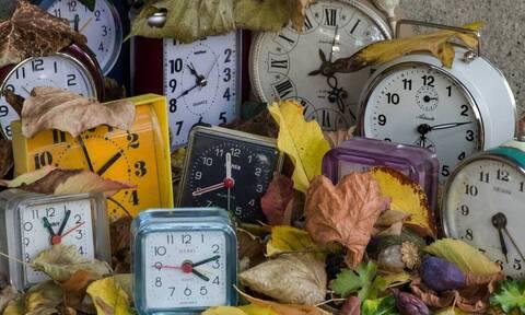 Αλλαγή ώρας 2020: Γυρνάμε τα ρολόγια μας μία ώρα πίσω - Δείτε πότε