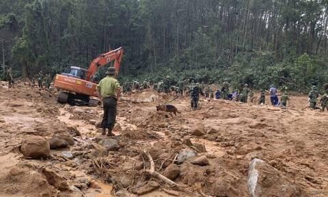Τραγωδία: Νεκροί 14 στρατιώτες από κατολίσθηση - 11 αγνοούμενοι