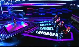 The Voice: Γύρισαν τις καρέκλες τους μέσα σε λίγα δευτερόλεπτα (video)