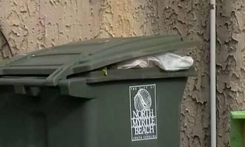Φρίκη: Πέταξε τα νεογέννητα βρέφη της στα σκουπίδια
