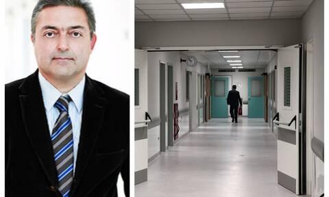 Βασιλακόπουλος στο Newsbomb.gr: Θα πεθάνουν οι μισοί από τους 100 ασθενείς που θα μπουν στις ΜΕΘ