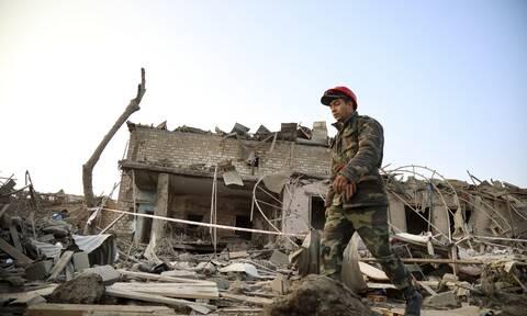 Ναγκόρνο Καραμπάχ: Σύροι μαχητές στέλνονται κατά χιλιάδες - Τι καταγγέλλει ο Άσαντ