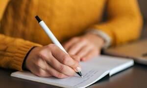 Γιατί είναι καλό να γράφουμε με το χέρι και όχι με πληκτρολόγιο;