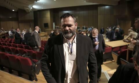 Γιάννης Λαγός: Εστάλη από την Ελλάδα αίτημα άρσης ασυλίας - Δεν αφορά τη δίκη της Χρυσής Αυγής