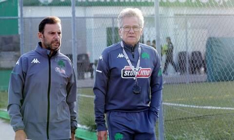 Παναθηναϊκός: Πρώτη προπόνηση με Μπόλονι – Το μήνυμα του νέου προπονητή