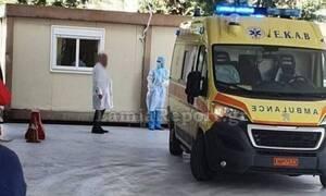 Κορονοϊός: Συναγερμός στη Λαμία - Κρούσματα στο νοσοκομείο, σε εργοστάσιο και στον στρατό
