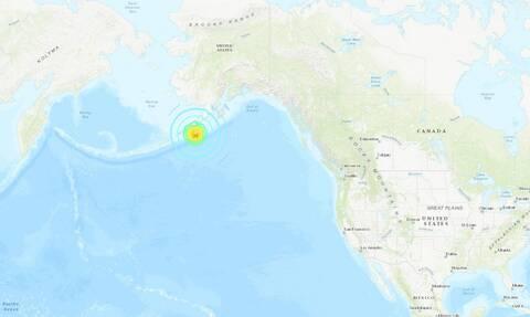 Μεγάλος σεισμός 7,5 Ρίχτερ στην Αλάσκα - Συναγερμός για τσουνάμι