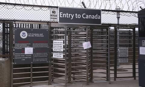 Κορονοϊός: Το δεύτερο κύμα της πανδημίας «χτυπάει» τον Καναδά - Κλειστά τα σύνορα με ΗΠΑ