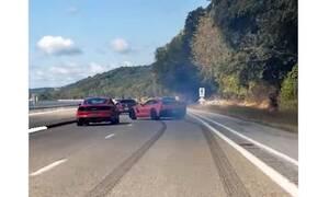 Δείτε τον οδηγό μιας Corvette Z06 με 660 ίππους να χάνει τα αυγά και τα πασχάλια…