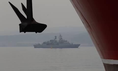 Συναγερμός στις Ένοπλες Δυνάμεις: Στο Βόρειο Αιγαίο πλοία του τουρκικού πολεμικού ναυτικού