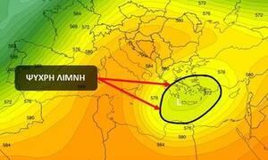 Καιρός: Προσοχή! Το φαινόμενο της «ψυχρής λίμνης» φέρνει ισχυρές καταιγίδες