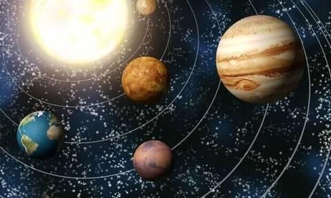 Η εσωστρεφής, η εξωστρεφής πλευρά των πλανητών και οι «σκιές» τους