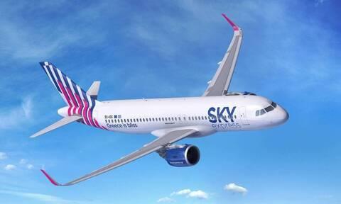 Η SKY express εγκαινιάζει τη νέα της εποχή με τον ΝΟ1 παγκόσμιο προμηθευτή κινητήρων CFM