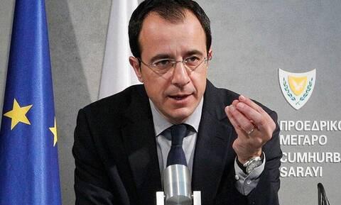 Κύπρος - Χριστοδουλίδης: Οι συζητήσεις για τελωνειακή αναβάθμιση με την Τουρκία έχουν παγώσει