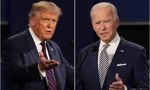 Προεδρικές εκλογές ΗΠΑ 2020: Ολοταχώς για το δεύτερο debate Τραμπ - Μπάιντεν