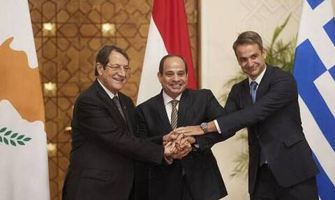 Στη Λευκωσία αύριο (21/10) η Τριμερής Κύπρου, Ελλάδας και Αιγύπτου