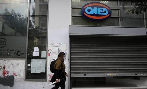 ΟΑΕΔ: Ξεπέρασαν το ένα εκατομμύριο οι εγγεγραμμένοι άνεργοι