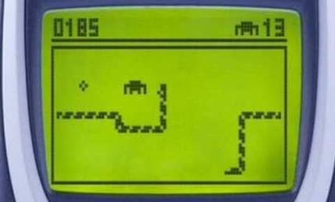 Τα θρυλικότερα παιχνίδια που παίζαμε στο κινητό