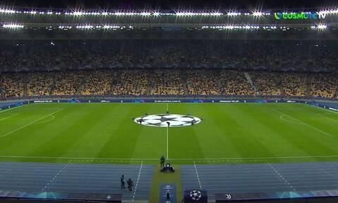 Champions League: Ο κόσμος γύρισε στα γήπεδα για την πρεμιέρα (vid)
