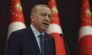 Νέο παραλήρημα από τον ημίτρελο Ερντογάν: «Έλληνες θα σας κόψω το χέρι»