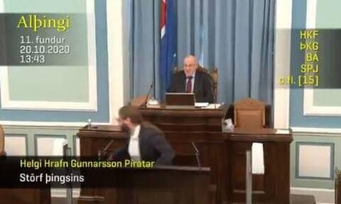 Ισχυρός σεισμός 5,6 Ρίχτερ στην Ισλανδία - Διακόπηκε η συνεδρίαση του κοινοβουλίου