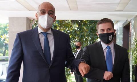 Δένδιας: Η Ελλάδα είναι σταθερά στο πλευρό της ελληνικής εθνικής μειονότητας στην Αλβανία