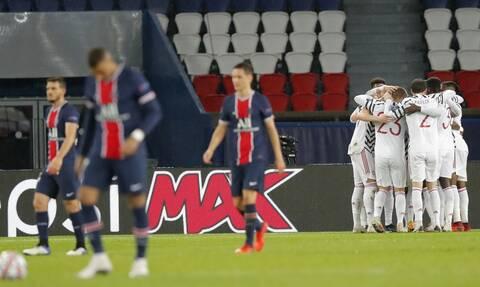 Champions League: Το έκανε ξανά στο Παρίσι η Γιουνάιτεντ, «πεντάρα» η Μπαρτσελόνα! (vids)