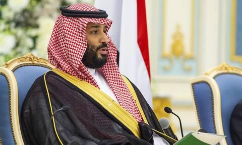 Η μνηστή του Κασόγκι μήνυσε τον πρίγκιπα διάδοχο της Σαουδικής Αραβίας