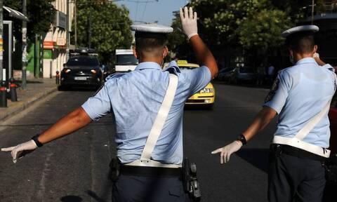 Δίκη Χρυσής Αυγής: Κυκλοφοριακές ρυθμίσεις σήμερα Τετάρτη στην περιοχή του Εφετείου