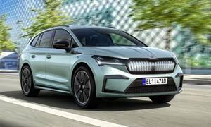 Enyaq iV: Το καινούργιο ηλεκτρικό SUV της Skoda ξεκινά με την επιδότηση κάτω από 30.000 ευρώ