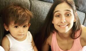 Το πιο γλυκό μωρό στο Instagram είναι γιος της Φωτεινής Αθερίδου