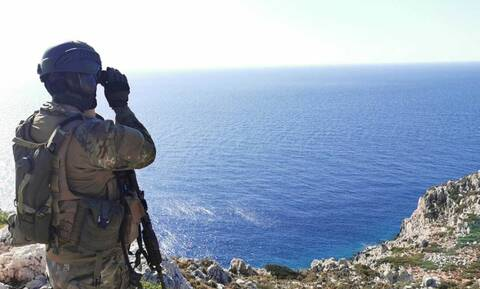 Καστελόριζο: Τι είδαν για πρώτη φορά οι Τούρκοι και άρχισαν να... τρέμουν (pics)