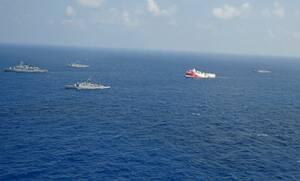 Oruc Reis: Η Γενί Σαφάκ προειδοποιεί για νέες NAVTEX - Σε ετοιμότητα οι Ένοπλες Δυνάμεις